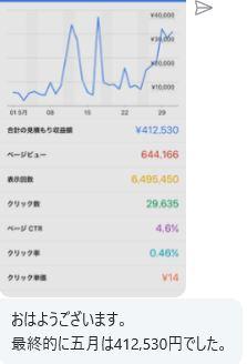 51 - アドセンスブログ半年で月収100万副業実践記【コンサル事例】