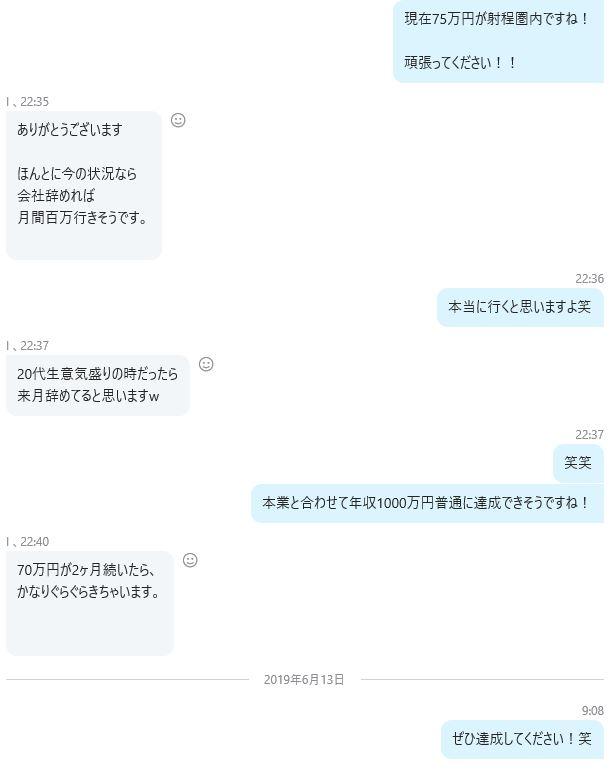 58 - アドセンスブログ半年で月収100万副業実践記【コンサル事例】