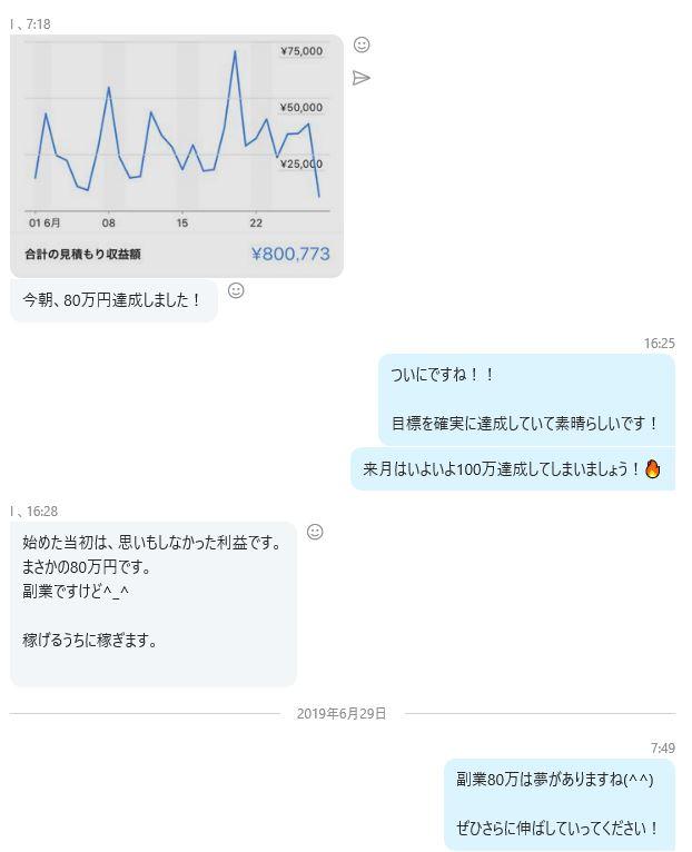 65 - アドセンスブログ半年で月収100万副業実践記【コンサル事例】